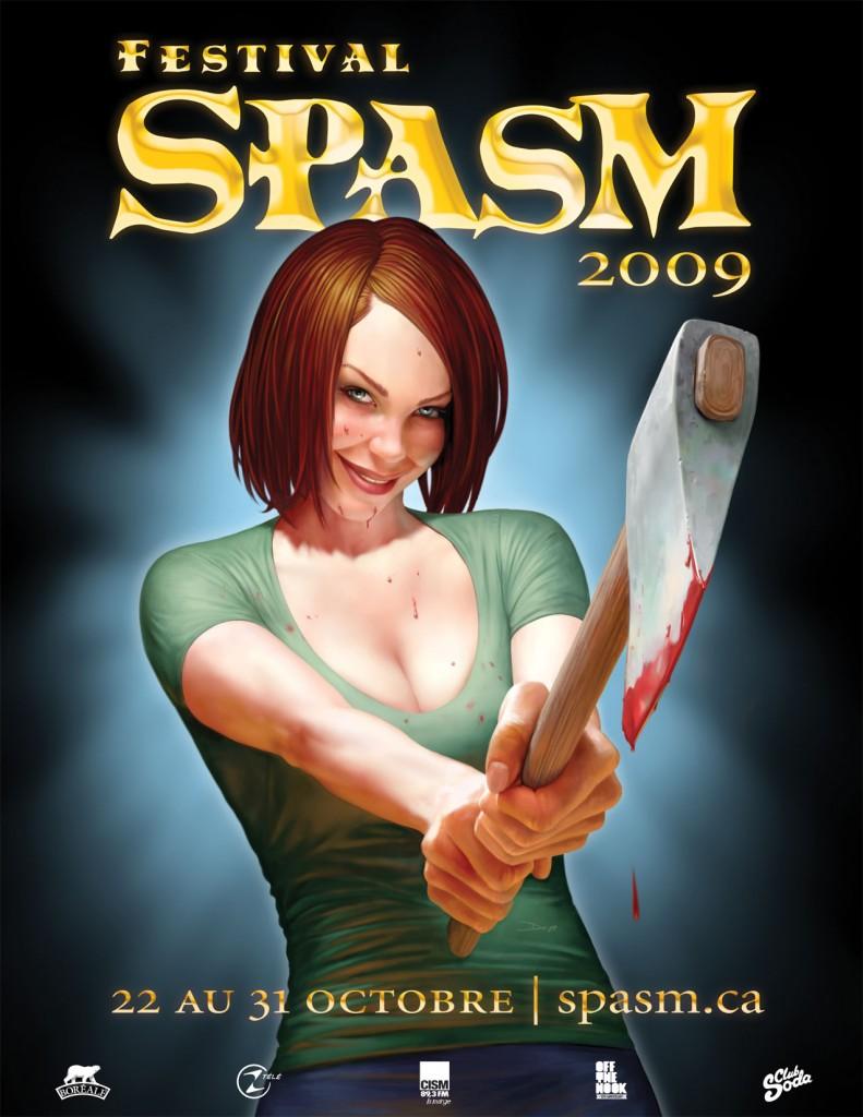 affiche-spasm-2009
