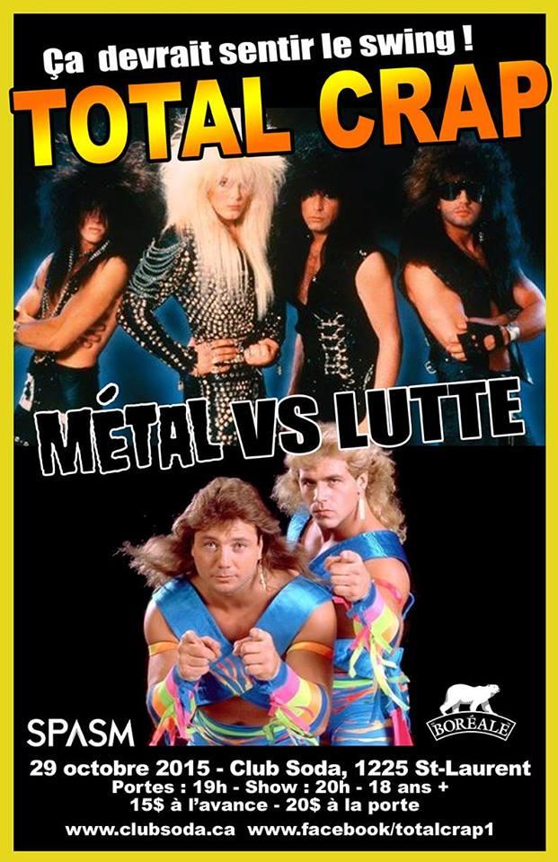 Affiche TC_lutte-vs-métal