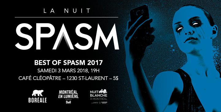 Nuit SPASM 2018