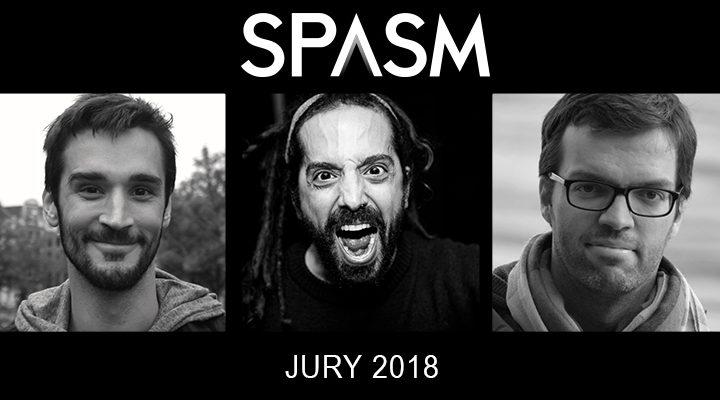 Jury Festival SPASM 2018