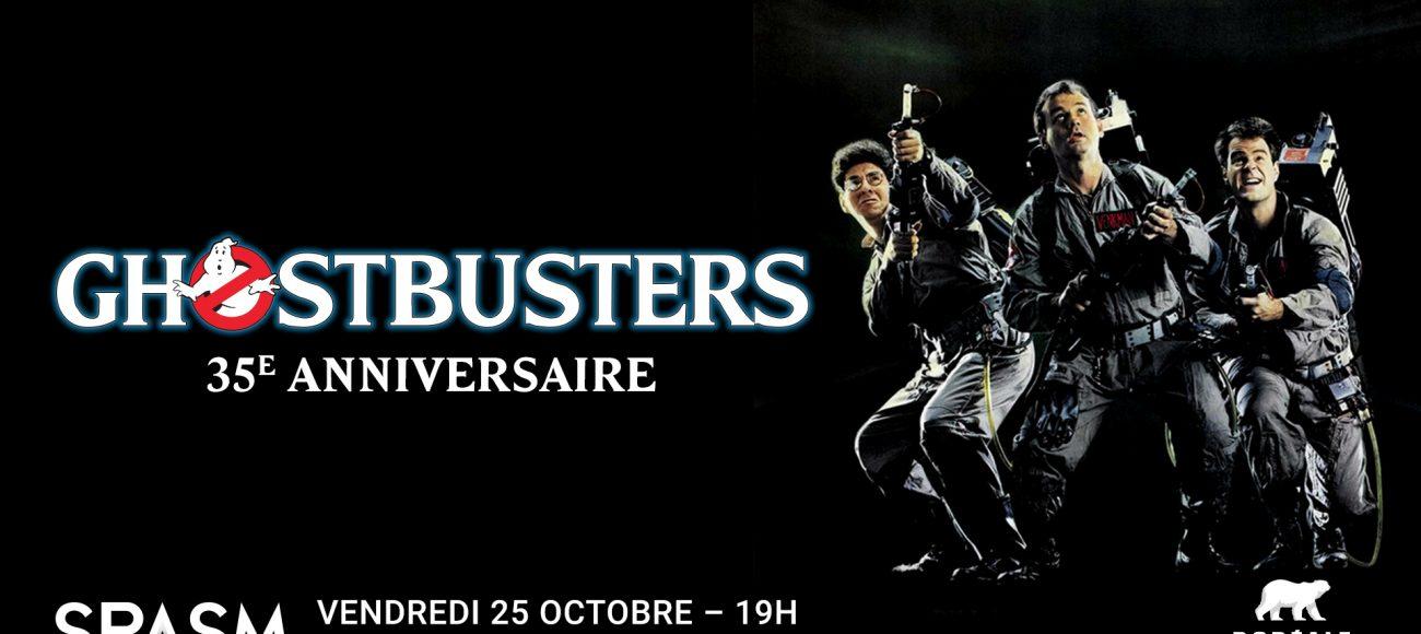 Ghostbusters – 35e anniversaire