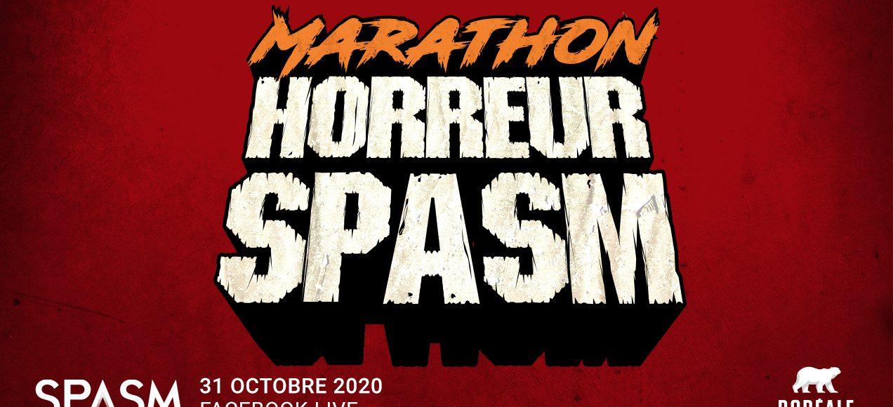 Marathon d'Horreur SPASM