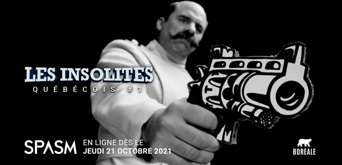 Les insolites québécois #1